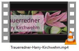 Trauerredner Harry Kirchwehm